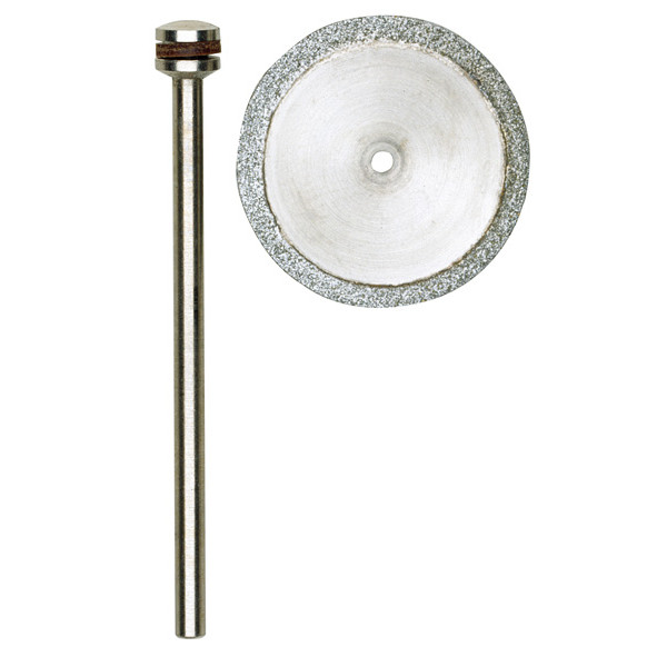 Proxxon 28840 Алмазный отрезной диск, 20 мм с дискодержателем