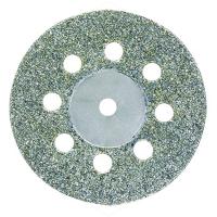 Алмазный отрезной диск с вентиляционными отверстиями Ø 20 мм