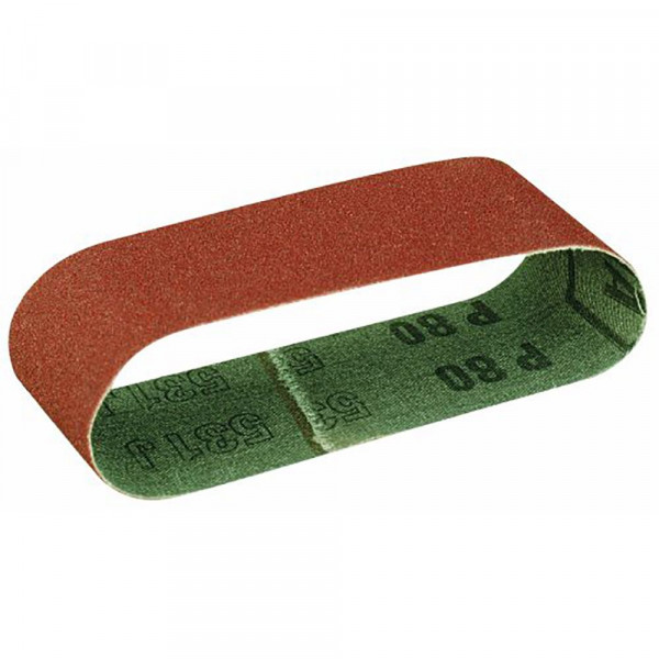 Корундовые шлифовальные ленты (оксид алюминия) зерн. 80, 5  поз., для BBS/S