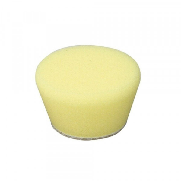 Профессиональные полировальные губки средняя (желтый)