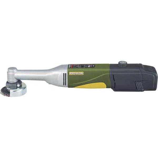 Удлиненная угловая шлифовка LHW/A аккумуляторная с зарядным устройством и батареей (гриндер)