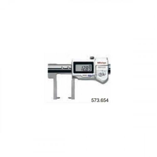 Штангенциркуль цифровой для измерения внешних канавок  0.05 мм, 0 - 150 мм