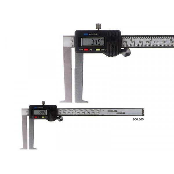 Schut 906.361 Штангенциркуль цифровой для измерения внутренних канавок Schut 0.01 мм, 40 - 200 мм