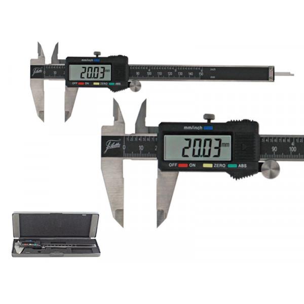 Schut 906.480 Штангенциркуль цифровой Absolute Schut 0.01 мм, 0 - 150 мм