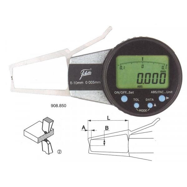 Schut 908.869 Цифровой Кронциркуль для наружных измерений 40-60mm