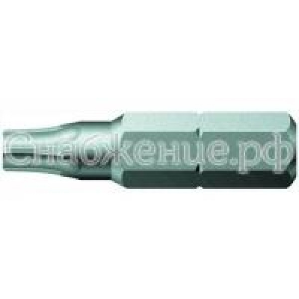 867/1 IPR TORX PLUS® Насадки с отверстием 134699 Wera WE-134699