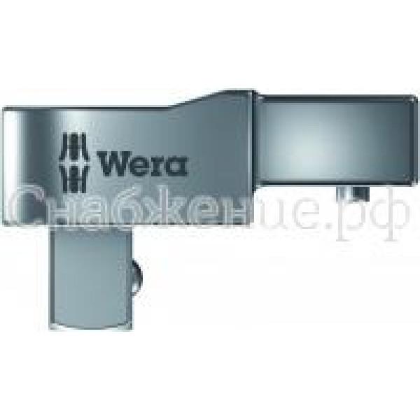 Квадрат присоединительный Wera 078345