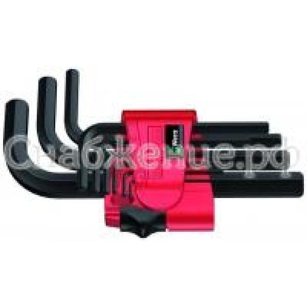 950/9 BM N Набор Г-образных ключей, метрических 021737