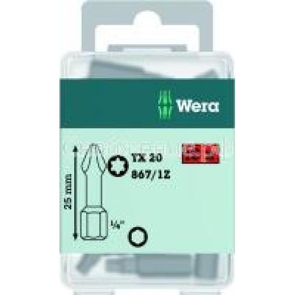 Биты Wera WE-072410