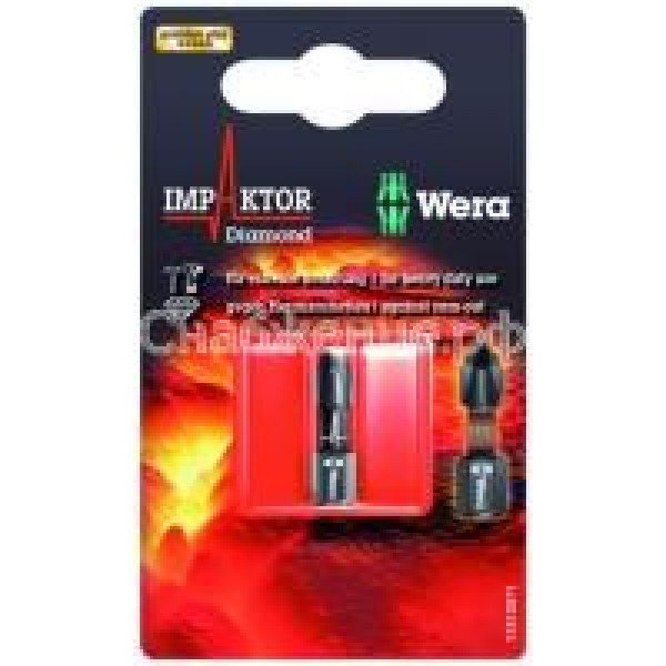 Ударные насадки Wera WE-073916