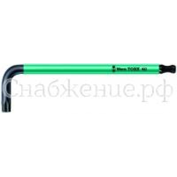 967 SPKL TORX BO Угловой ключ 024304