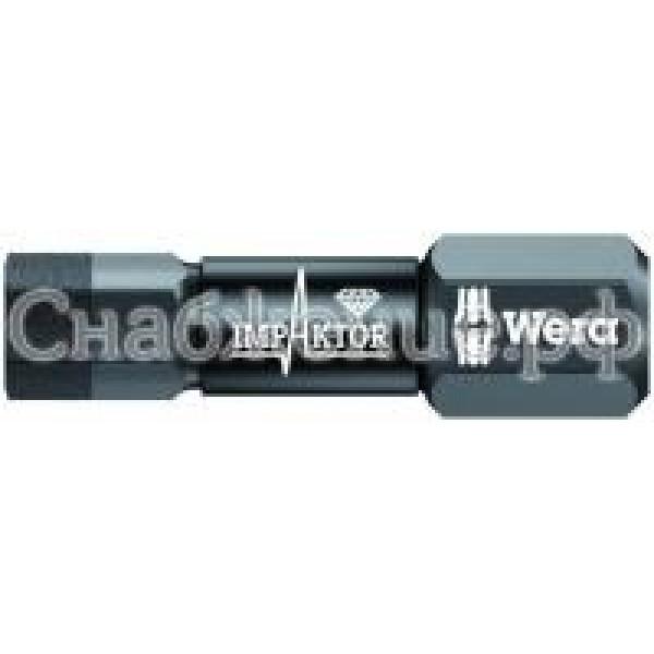Биты импактор Wera WE-057604