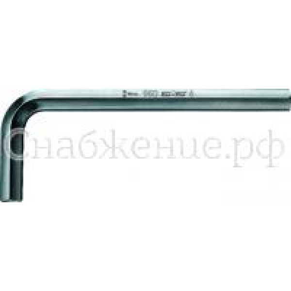 950 Угловой ключ 021075