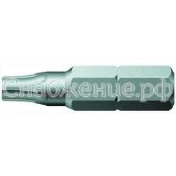 867/1 IPR TORX PLUS® Насадки с отверстием 134707 Wera WE-134707
