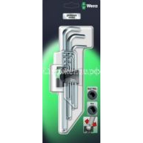 Г-образный ключ (набор) Wera WE-073391