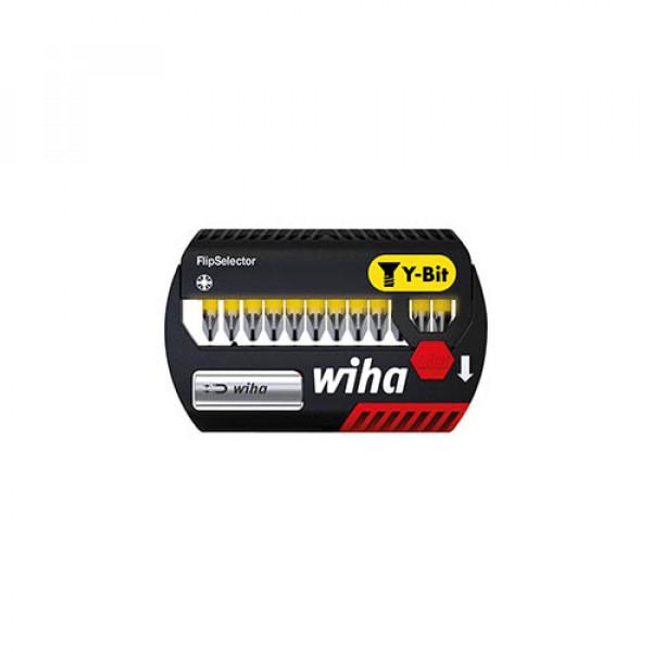 Набор бит Y-Bit FlipSelector 25 мм PZ 13 шт. WIHA 41829