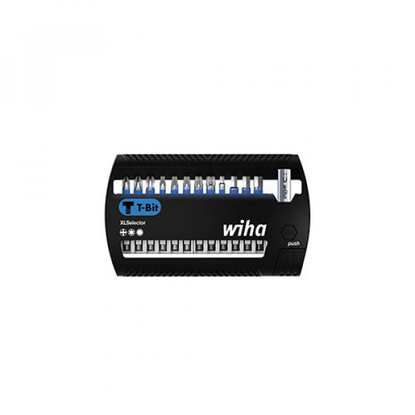 Набор бит XLSelector T-Bit смешанный 31 шт. WIHA 41831