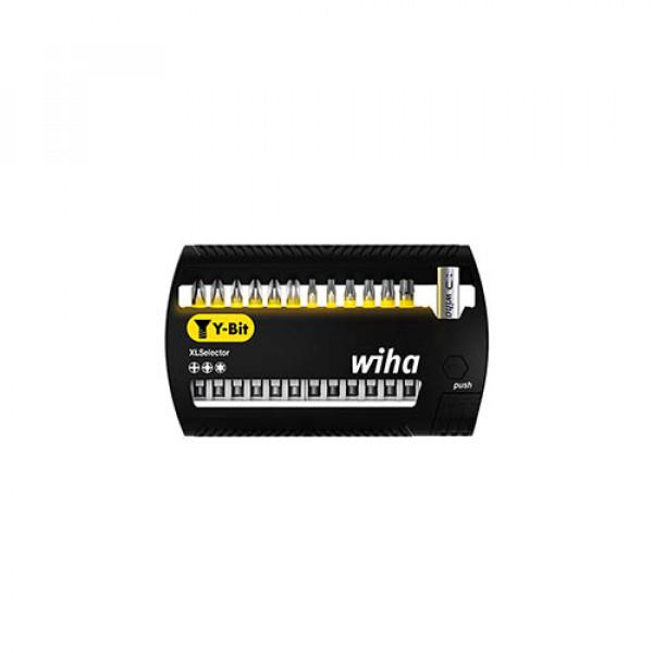 Набор бит XLSelector Y-Bit смешанный 13 шт. WIHA 41834