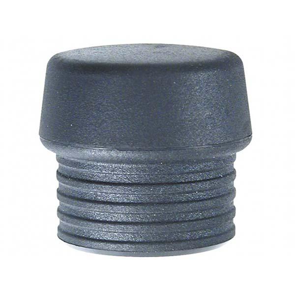 Сменная головка для молотка Safety, чёрная Ø60мм, средн мягкости