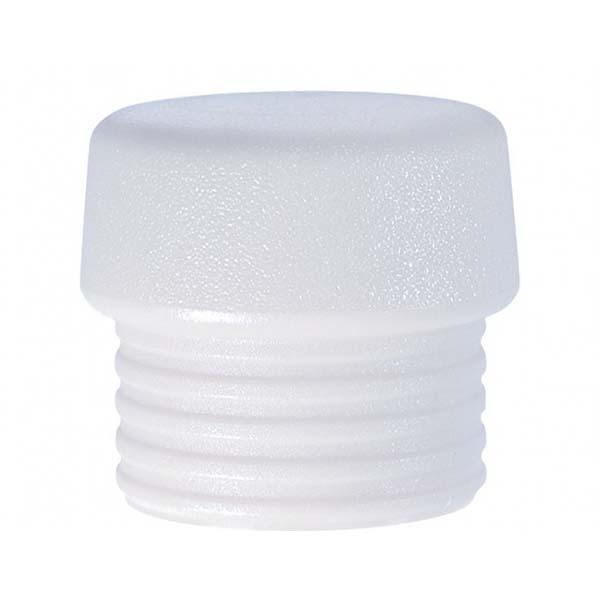 Сменная головка для молотка Safety, белая Ø30мм, очень твёрдая