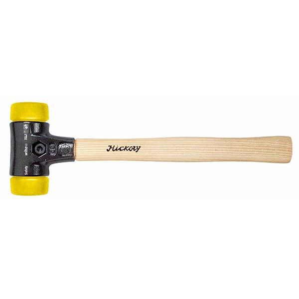 Молоток Safety, жёлтый/жёлтый 1700 г,