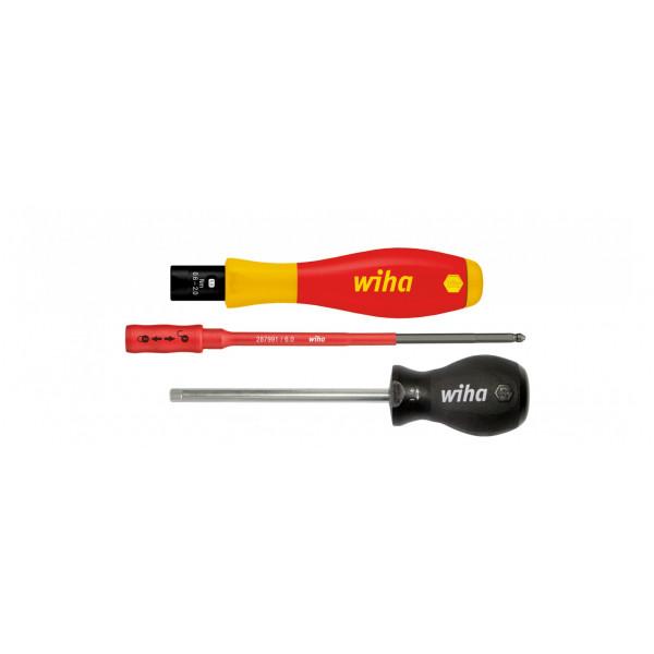 Динмометрическая отвёртка TorqueVario®-S VDE 2,0-8,0 Нм